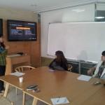Soyeon's presentation