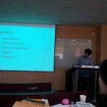 Seo in's Presentation