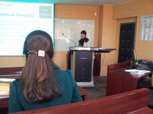 Jessica's Presentation