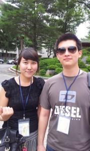 Jessica and Junha