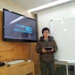 Yong tak's presentation
