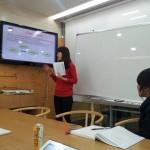 Joo ye's presentation