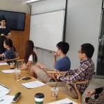 Dong Gun's Presentation