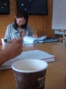 Eunjin_Seminar Leader