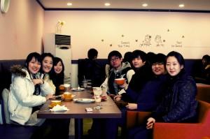 2011.March,5th, @Coffee Brunch