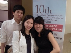 Group photo in Malaysia