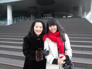 Professor Lee and Seong jee