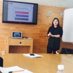 Seunghyun's presentation
