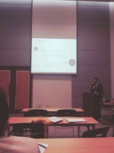 Su Sang's Presentation
